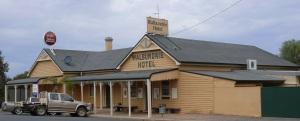 Walbundrie Hotel, Walbundrie, Victoria.