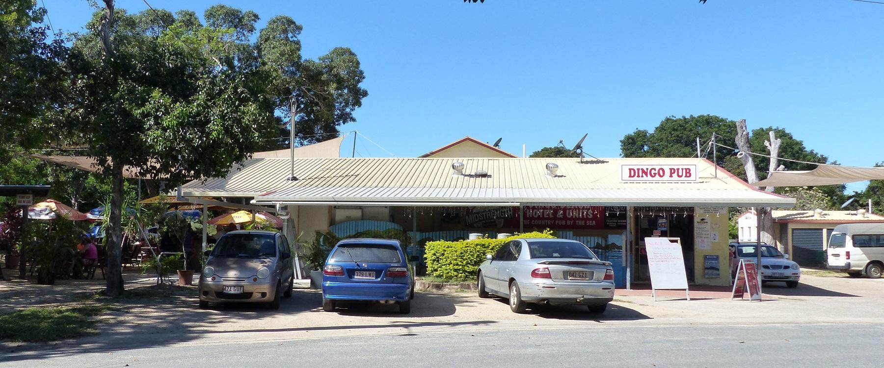 The Dingo Pub At Dingo Beach