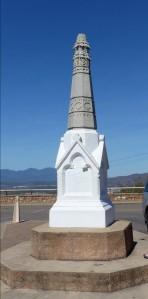 Captain Robert Towns memorial.