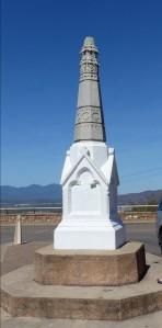 Captain Robert Towns memorial.
