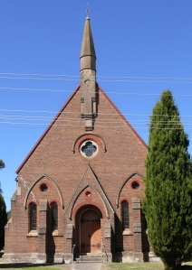 Catholic Church Gunning NSW