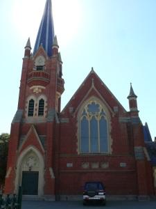 St. Mary's Parish Church Echuca NSW.