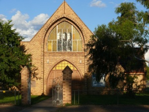 Catholic Church Collarenebri NSW