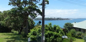 View over Port Hacking from the RSL Club dining room.