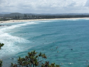 Cabarita Beach from the Foreshore Trail,