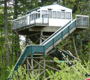 Fire Lookout Tower.