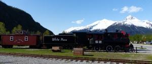 The White Pass Train