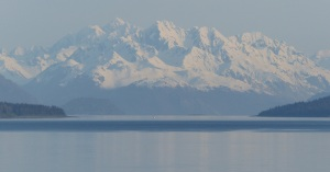 Granduer of Glacier Bay.