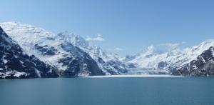Johns Hopkins Glacier.