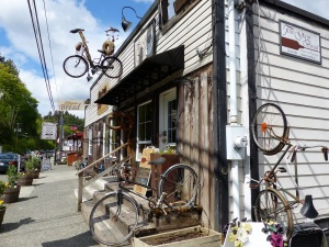 Bakery at |Cowichan Bay