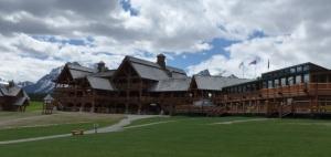 Lake Louise Ski Resort.