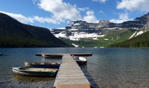 Camerons Lake.
