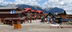 Fernie Ski Resort.