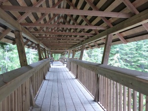 Footbridge.