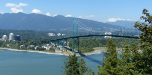 More of the Lions gate.