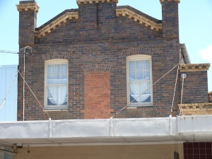 Once a door. Guyra NSW.