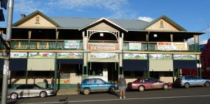 Nimbin Hotel. Seems normal enough.