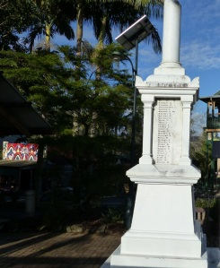 Nimbin Cenotaph.