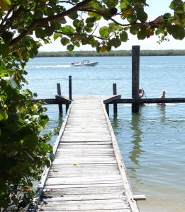 An older jetty.