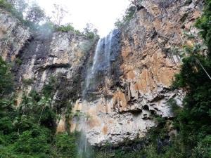 Purling Brook Falls.