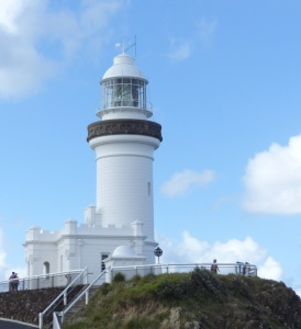 Byron Bay Lighthouse. Easternmost point of Australia.