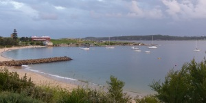 Frenchmans Bay at La Perouse.