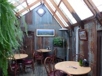 ONe of the dining areas at Prince Of Wales Gulgong