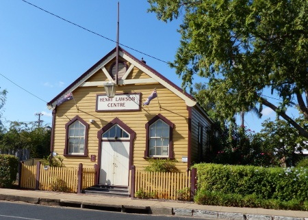 The Henry Lawson Centre at Gulgong.