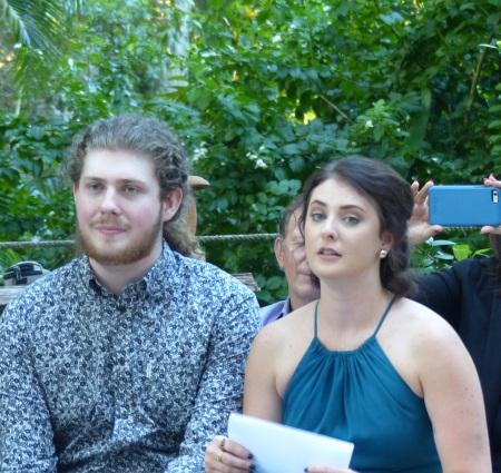 Luke & Jo-Elle.